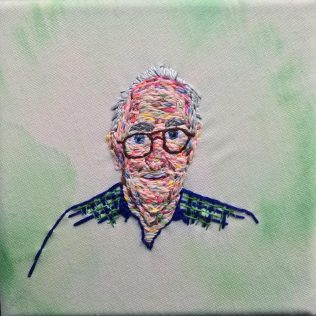 My Grandfather's portrait